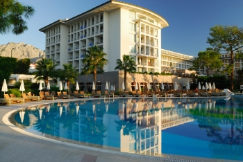 Luxury resort in Turkey. Antalya. Kemer